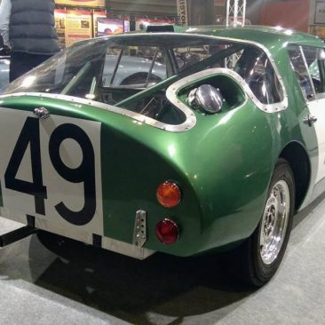 Austin Healey LeMans Car