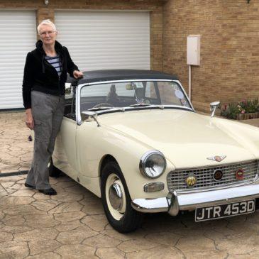 Members Cars: Kath (& Steve)