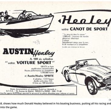 Healey Boats!