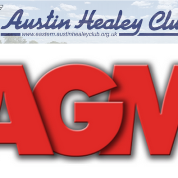 AGM online 20th October